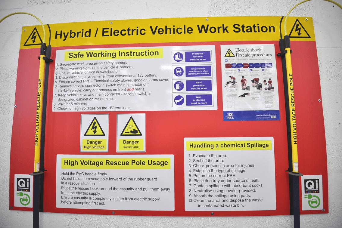 Electrification Electrification