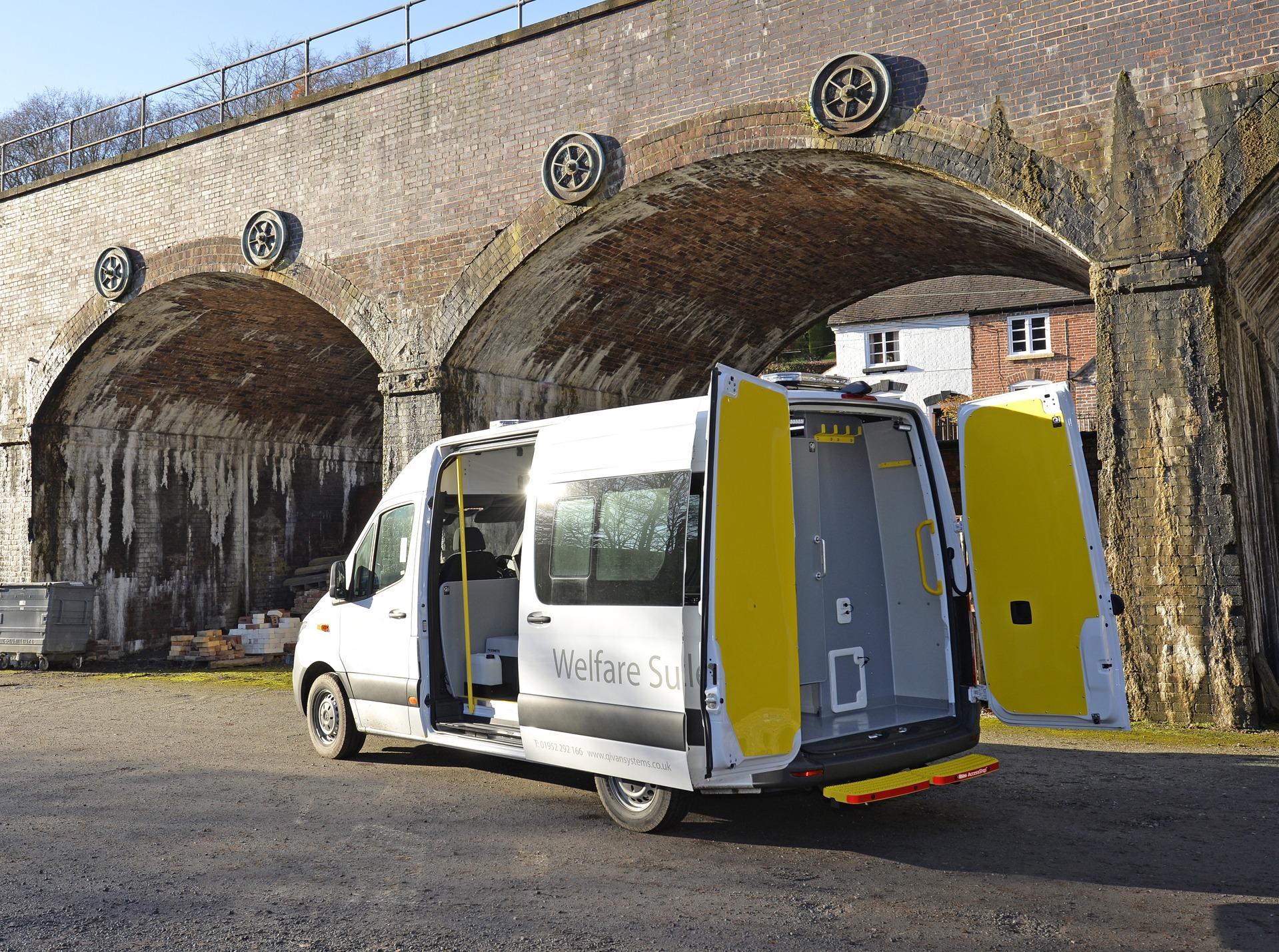 Welfare Vehicles Welfare Vehicles